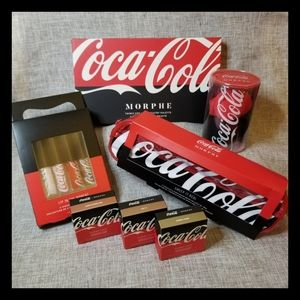 Morphe X Coca Cola Thirst For Life Collection
